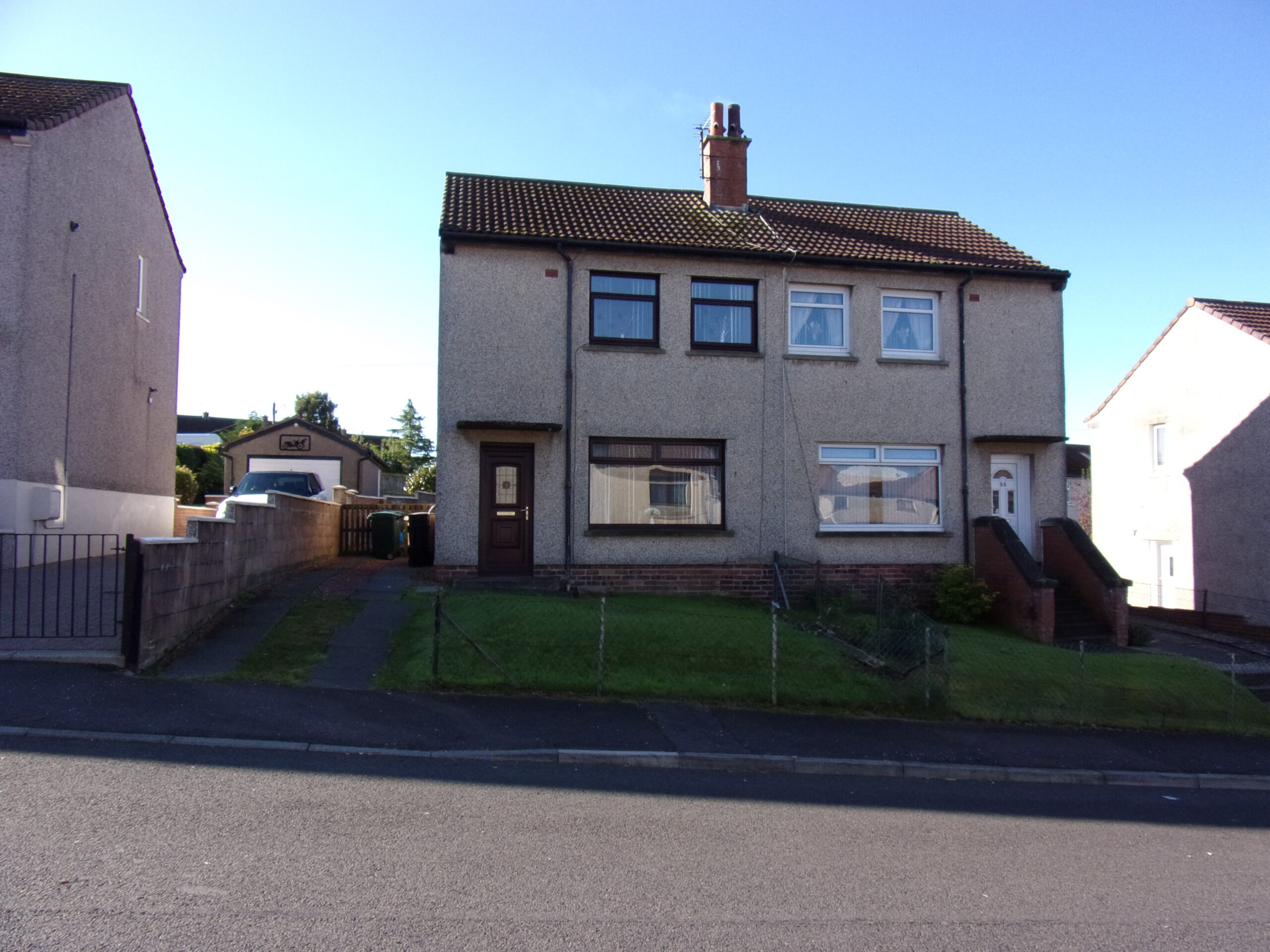Mainsford Avenue, Drongan, KA6
